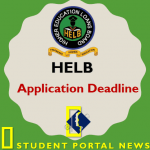 HELB Application Deadline 2018/2019