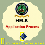 HELB Application Form 2018