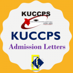 KUCCPS Admission Letters 2019/2020