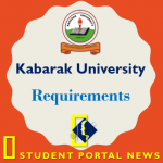 Kabarak University UG and PG Courses Admission Requirements