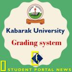 Kabarak University Grading System 2018/2019
