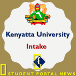 Download List of Kenyatta University Intake 2018 January, May & September with Application dadeline