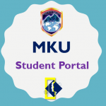 How to login and register your self in MKU Student Portal