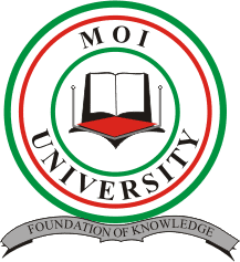 MOI University 2018 @www.mu.ac.ke