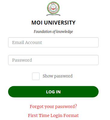 MOI University Exam Inquiry Portal Link