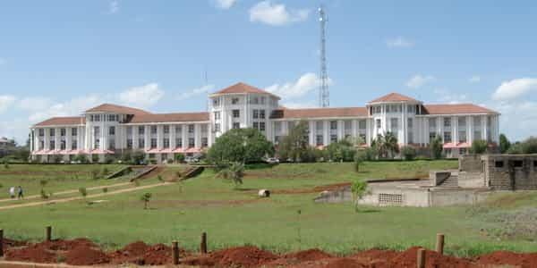 Moi University Hostels Images