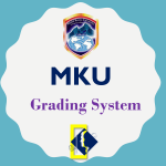 MKU Grading System for all courses