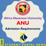 ANU Minimum Entry Requirements
