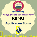 Download KEMU Application Form