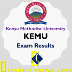 Kenya Methodist University Exam Results 2019/2020