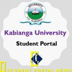 Kabianga University Student Portal