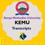 How to Check KEMU Transcripts