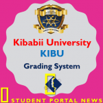 Kibabii University Grading System and GPA Calculation
