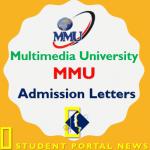 Multimedia University of Kenya KUCCPS Admission Letters 2019