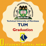 Technical University of Mombasa Graduation 2018