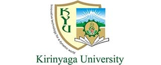 Download and Print Kirinyaga University Admission Letter 2019