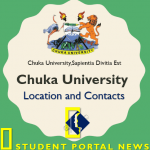 Chuka University Contacts and Location Updated
