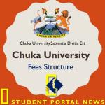 Chuka University Fee Structure 2019/2020