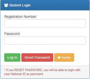 DeKUT Student Portal Login