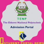 TENP Admission Portal and Admission Letters