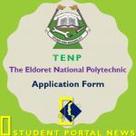 Eldoret Polytechnic Application Form