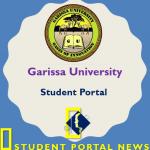 Garissa University Student Portal