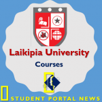 Laikipia University Courses &Entry Requirements