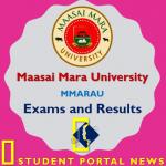 Maasai Mara University Exams and Results