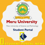Meru University Student Portal