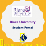 Riara University Student Portal