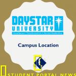 Daystar University Campus (Main Campus, Nairobi Campus, Athi River Campus