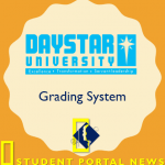 Daystar University Grading System and GPA