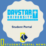Daystar University Student Portal Login and Online Registration