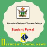 BTTC Student Portal login