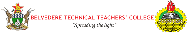 BTTC Student Portal (Belvedere Technical Teacher College)