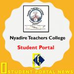 Nyadire Student Portal Login @nyadireteachers.ac.zw