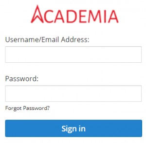 Africa University Student Portal Login Page