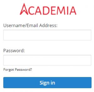 Africa University Student Portal Login Page